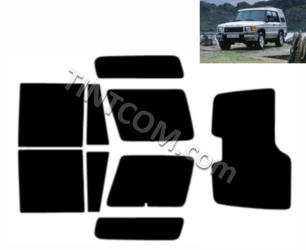 Folia do Przyciemniania Szyb - Land Rover Discovery 2 (5 Drzwi, 1999 - 2004) Johnson Window Films - seria Ray Guard